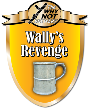 Wally's Revenge label