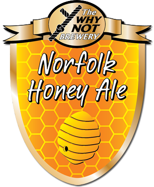 Norfolk Honey Ale label