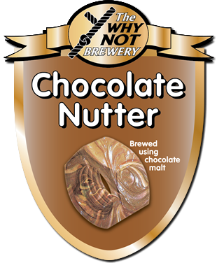 Chocolate Nutter label
